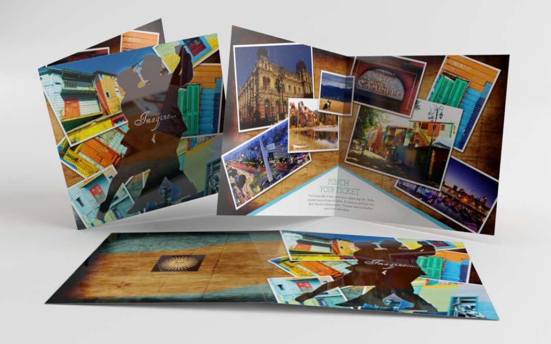 Marketing Collateral for Ground Floor Creative – Argentina