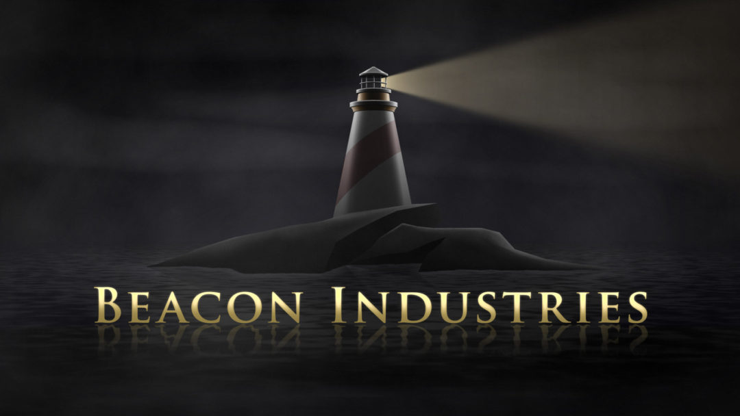 Animated Logo for Beacon Industries