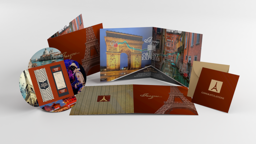 Marketing Collateral for Ground Floor Creative – Europe