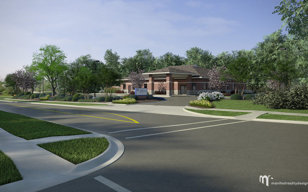 Architectural Visualization for FMC Milford
