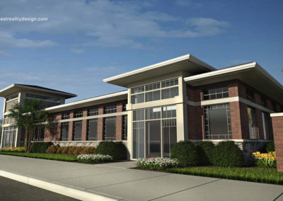 Architectural Visualization for FMC Toledo
