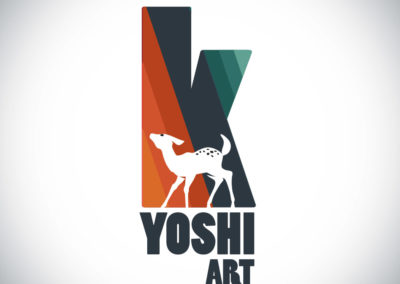 KYoshi Art Logo Design