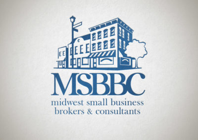 Logo Design for Midwest Small Business Brokers and Consultants