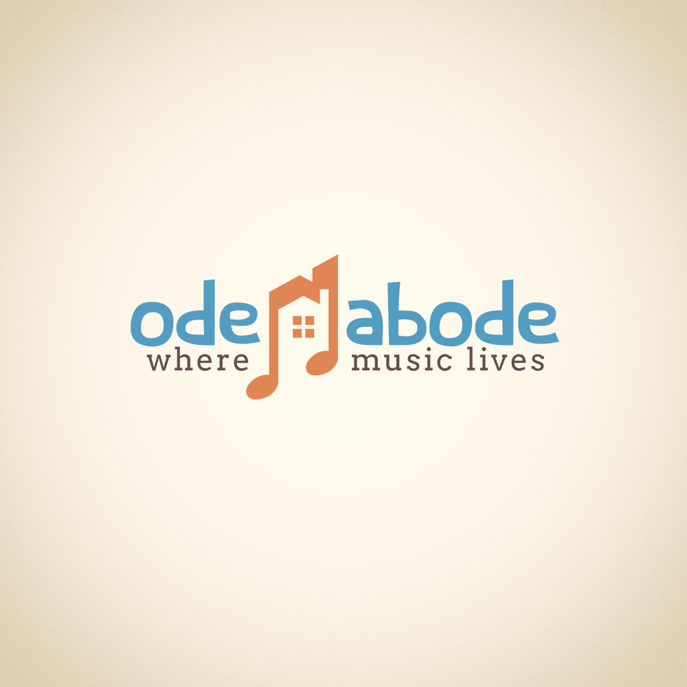 Logo Design for Ode Abode
