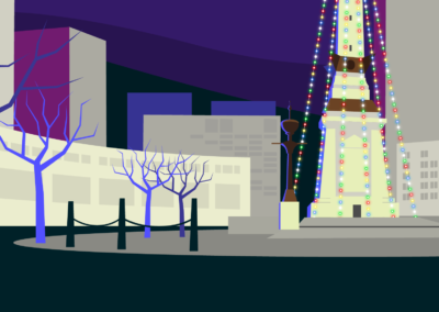IPL Animated Holiday Card