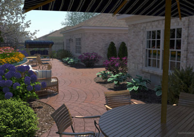 Architectural Visualization for Assisted Living Community