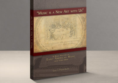 Music Is a New Art with Us Book Design