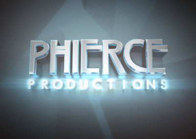 Animated Logo Intro for Phierce Productions