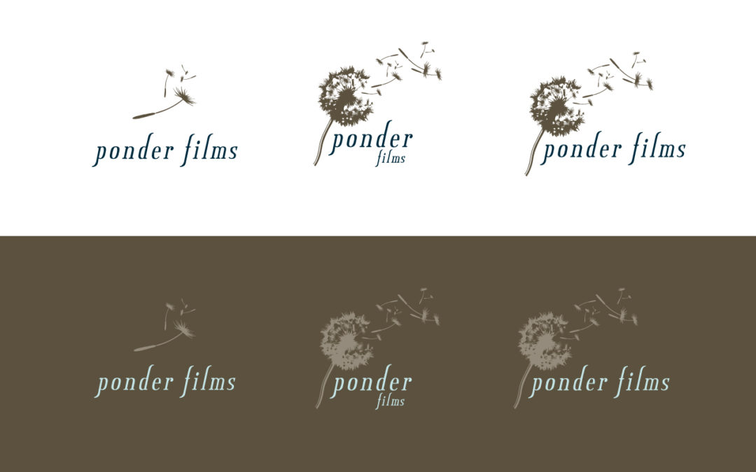 Logo Design for Ponder Films